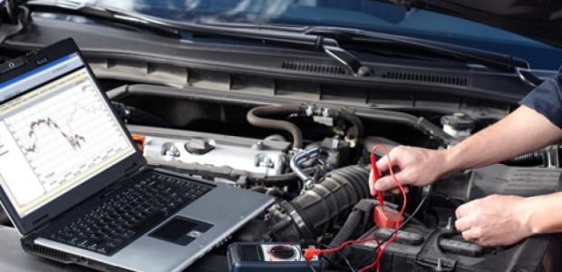 пътна помощ-диагностика на автомобил