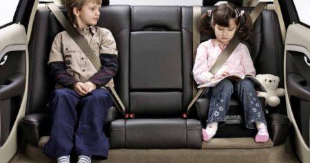 Съвети за безопасност при пътуване с деца